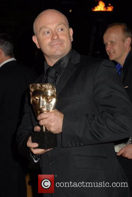 Ross Kemp,  The Pioneer British Academy Television...