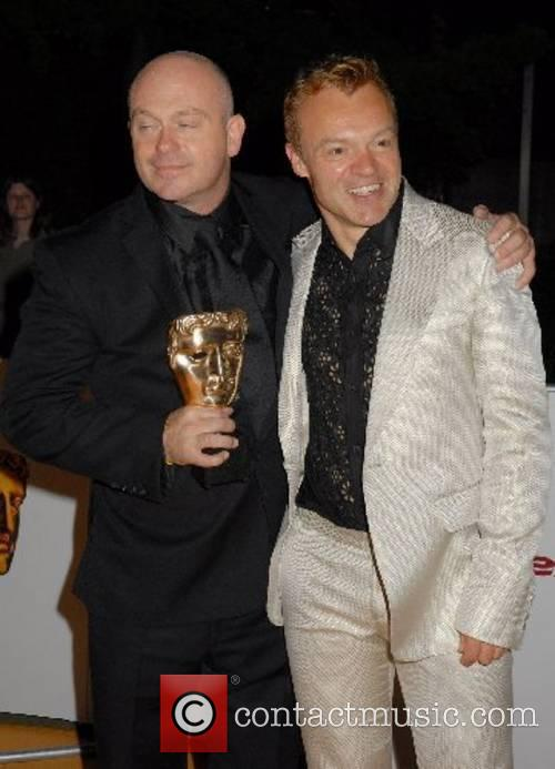Ross Kemp and Graham Norton,  The Pioneer...