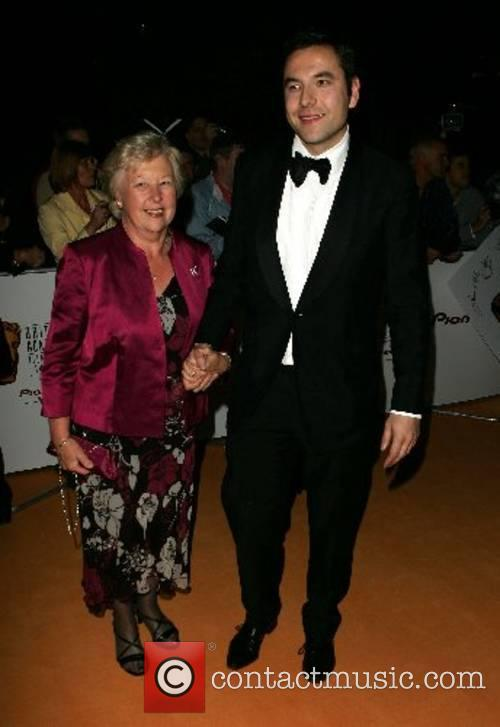 David Walliams and guest The British Academy Television...