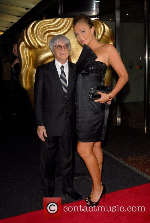 Bernie Ecclestone and Tamara Ecclestone British Academy Children's...