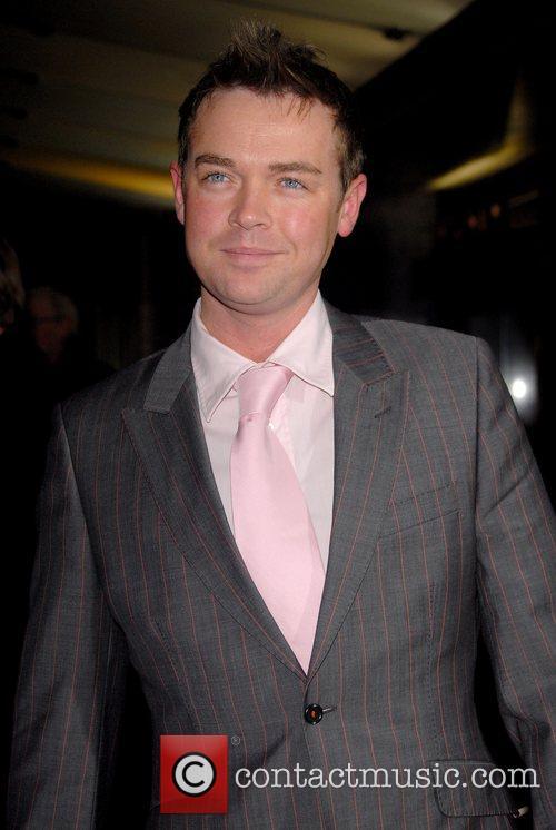 Steve Mulhern British Academy Children's Awards 2007...