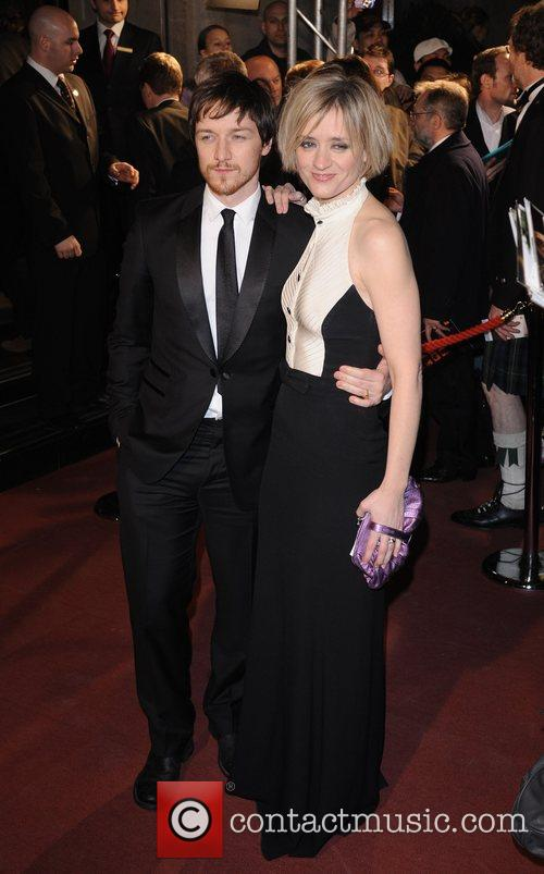 James McAvoy, Anne-Marie Duff, Grosvenor House