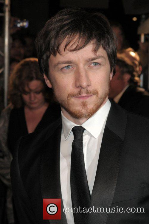 James Mcavoy and Grosvenor House 7
