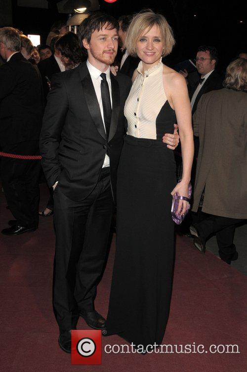 James Mcavoy, Anne Marie Duff and Grosvenor House 10