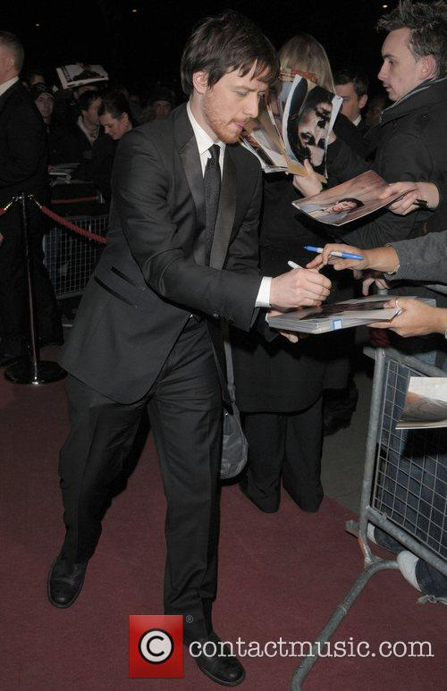 James Mcavoy and Grosvenor House 8
