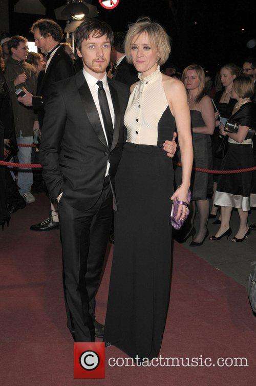 James Mcavoy, Anne Marie Duff and Grosvenor House 6