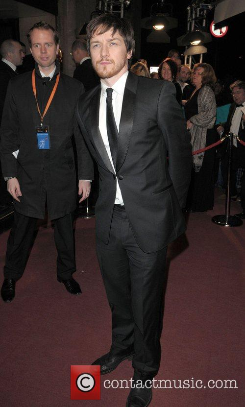 James Mcavoy and Grosvenor House 9