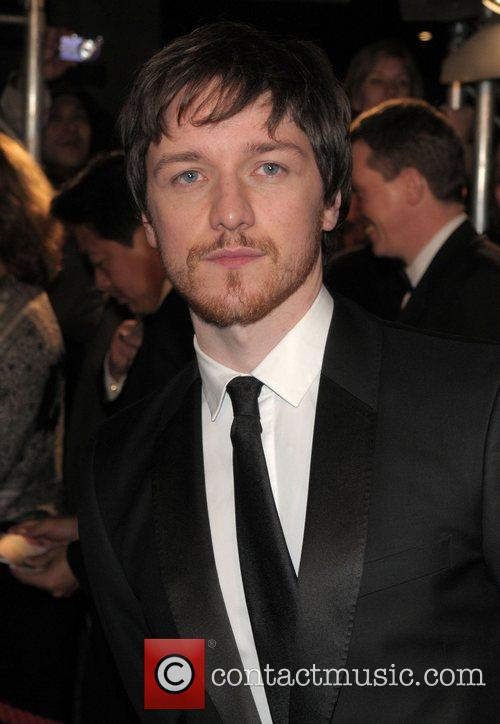 James Mcavoy and Grosvenor House 5
