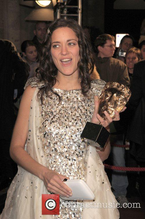 Marion Cotillard and Grosvenor House 1