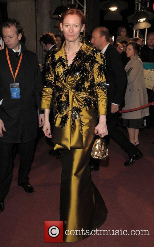 Tilda Swinton and Grosvenor House 4