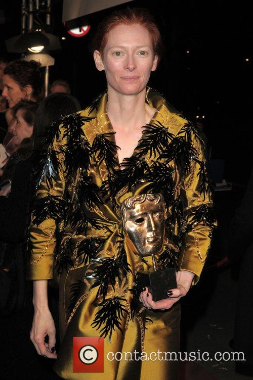 Tilda Swinton and Grosvenor House 2