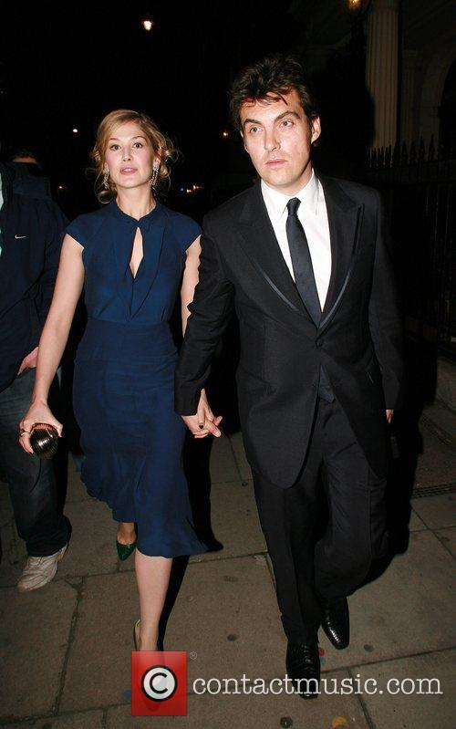 Rosamund Pike, Joe Wright and Grosvenor House 5