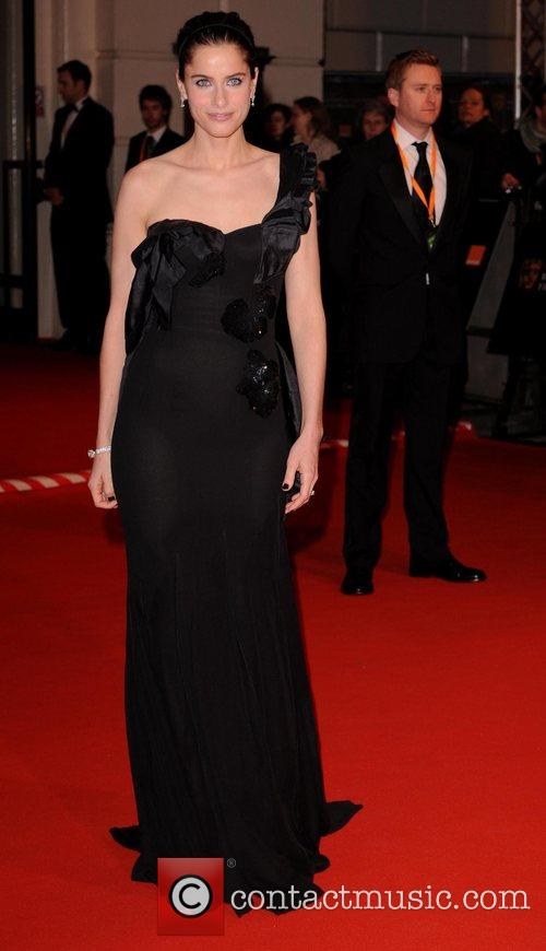Amanda Peet The Orange British Academy Film Awards...