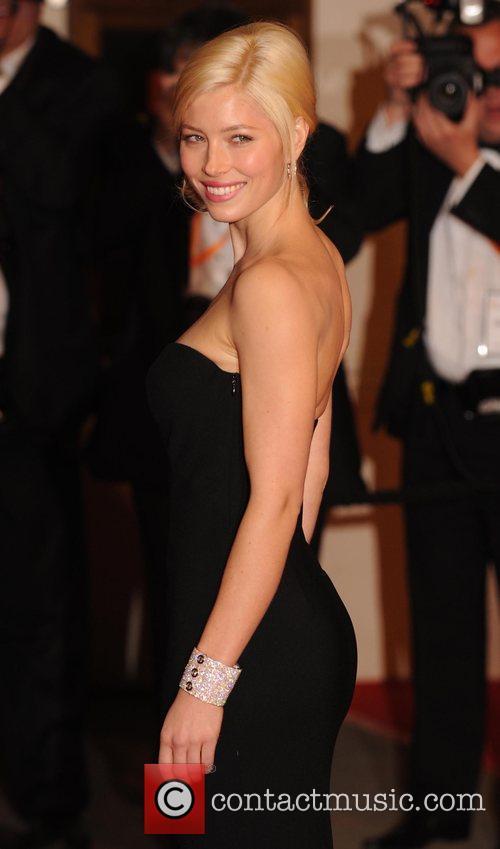 Jessica Biel, British Academy Film Awards 2008