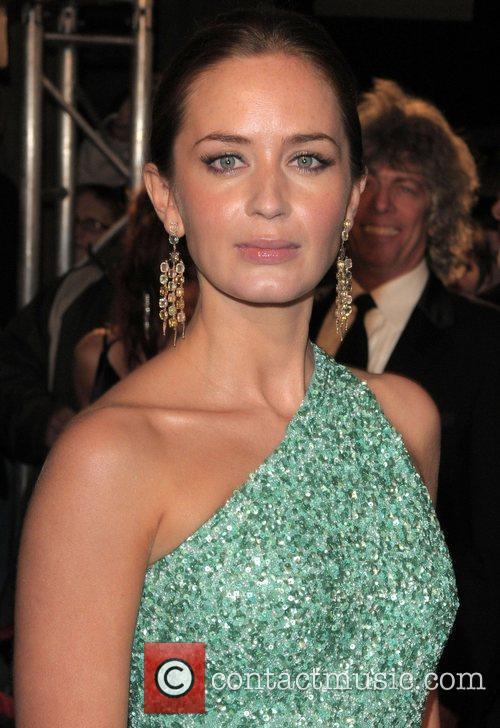 Emma Blunt and British Academy Film Awards 2008 10
