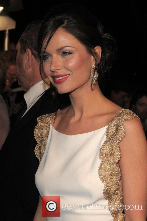 Giannina Facio and British Academy Film Awards 2008
