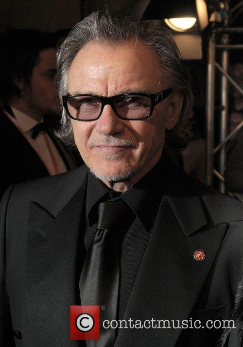 Harvey Keitel and British Academy Film Awards 2008
