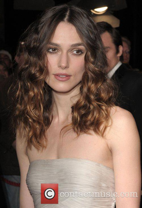 Keira Knightley, British Academy Film Awards 2008