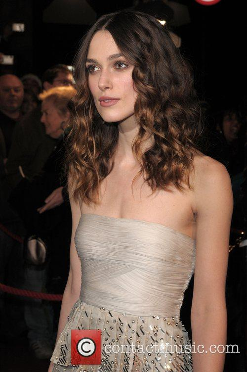 Keira Knightley and British Academy Film Awards 2008 4