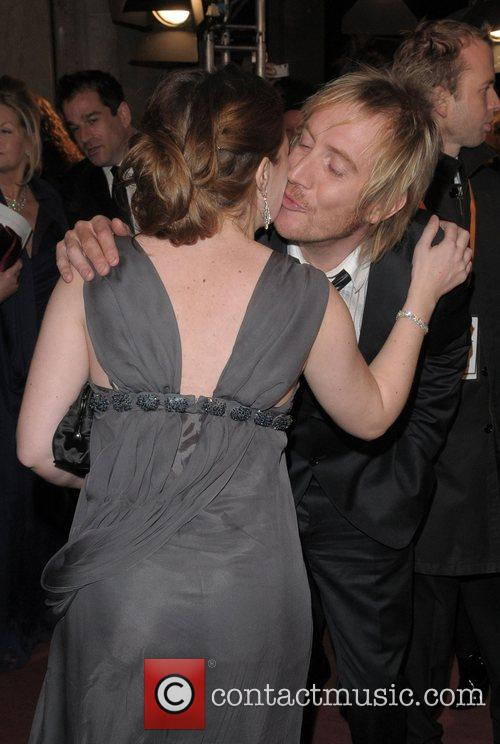 Kelly Macdonald, Rhys Ifans and British Academy Film Awards 2008 10