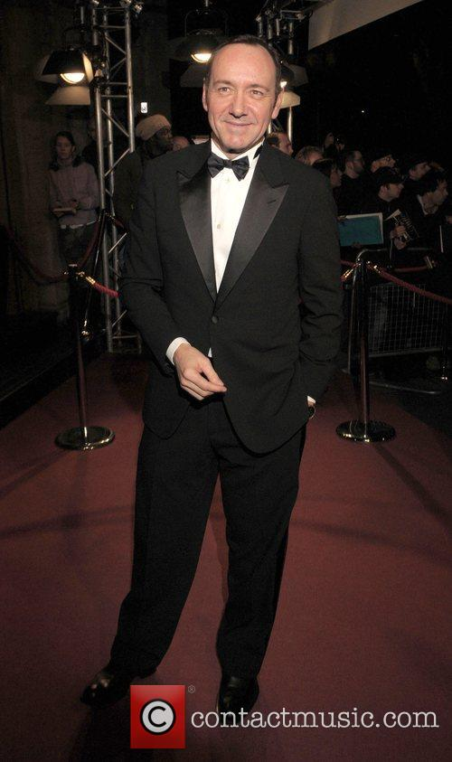 Kevin Spacey and British Academy Film Awards 2008 10
