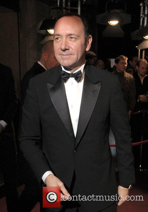 Kevin Spacey and British Academy Film Awards 2008 11