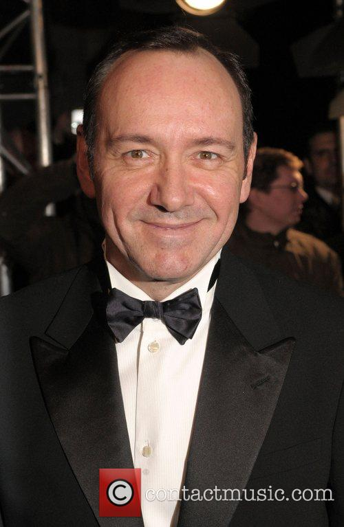Kevin Spacey and British Academy Film Awards 2008 1
