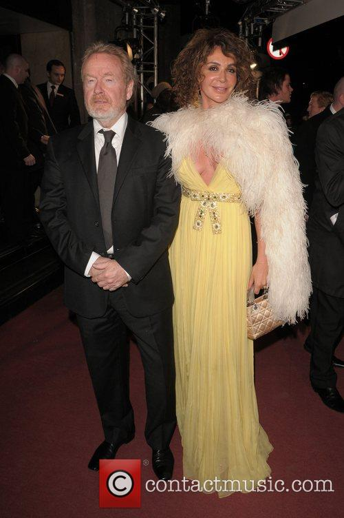 Ridley Scott and British Academy Film Awards 2008 10