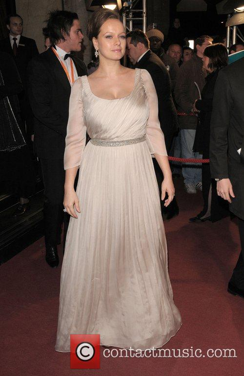 Samantha Morton and British Academy Film Awards 2008 7