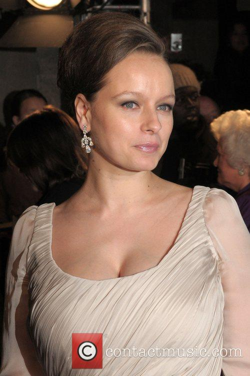 Samantha Morton and British Academy Film Awards 2008 8