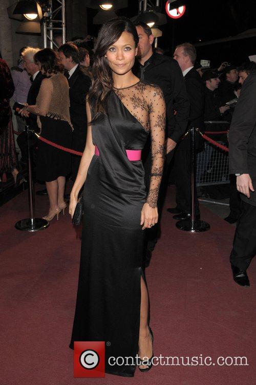 Thandie Newton and British Academy Film Awards 2008 11