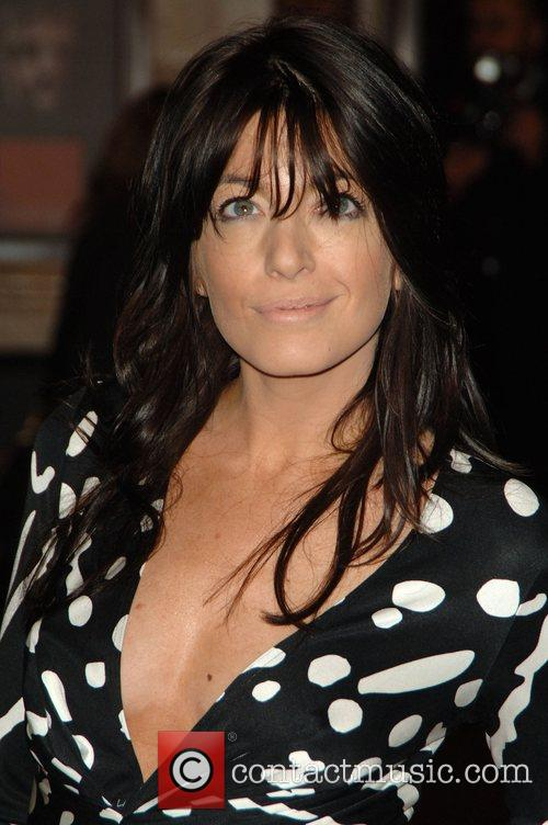 Claudia Winkleman and British Academy Film Awards 2008 4