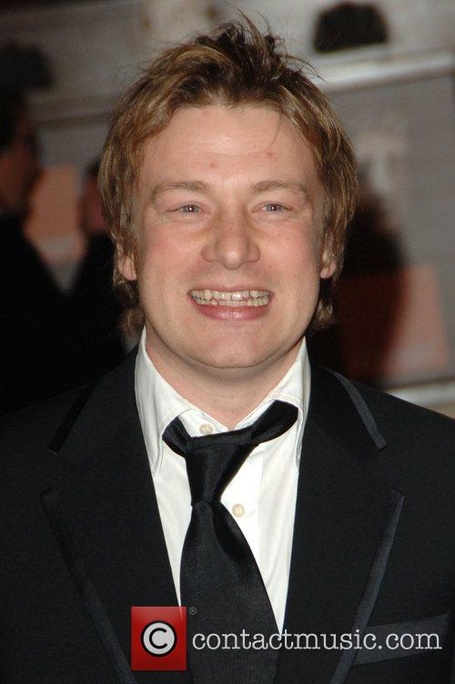 Jamie Oliver and British Academy Film Awards 2008 9
