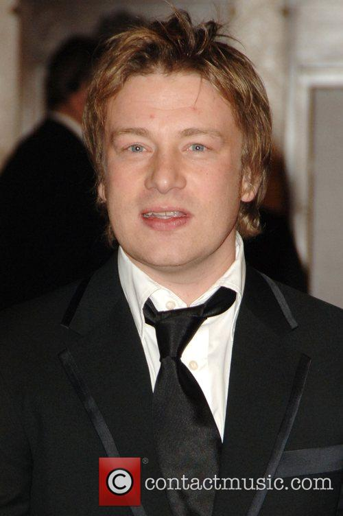 Jamie Oliver and British Academy Film Awards 2008 7