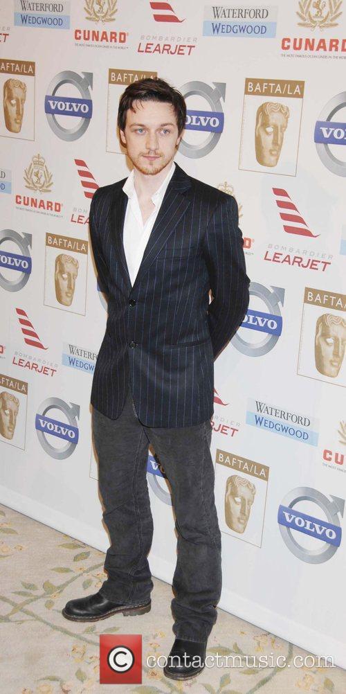 James McAvoy BAFTA/LA's '14th Annual Awards Season Tea...