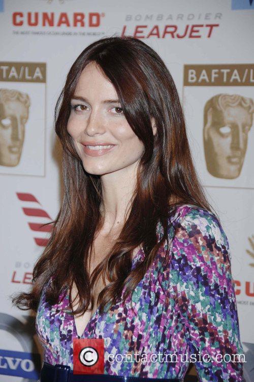 Saffron Burrows BAFTA/LA's '14th Annual Awards Season Tea...