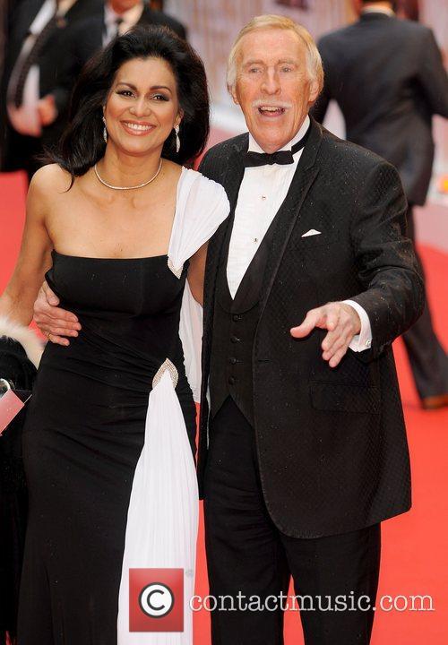 Bruce Forsythe British Academy Television Awards (BAFTA) at...