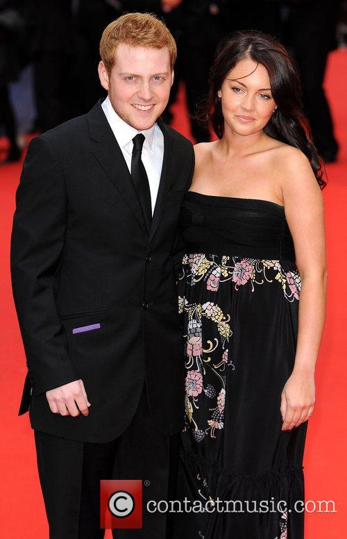 Charlie Clements and Lacey Turner British Academy Television...