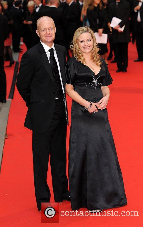Jake Wood and Jo Joyner British Academy Television...