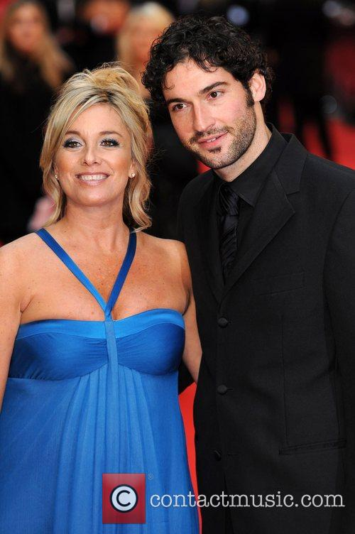 Tamzin Outhwaite and Tom Ellis 7