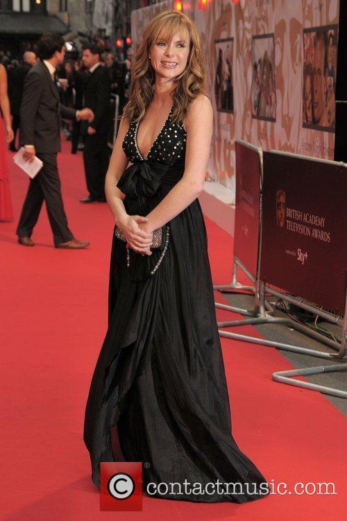 Amanda Holden at British Academy Television Awards (BAFTA)...