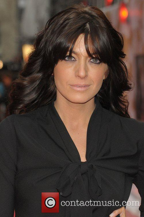 Claudia Winkleman See Through By Hans