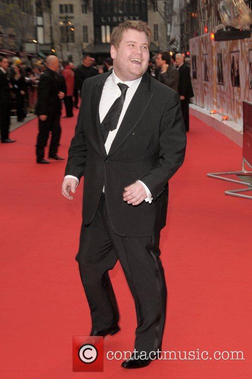 James Corden at British Academy Television Awards (BAFTA)...