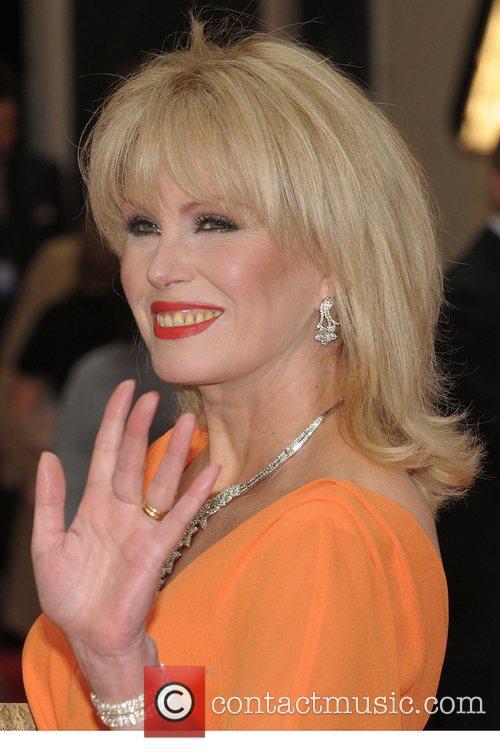 Joanna Lumley at British Academy Television Awards (BAFTA)...