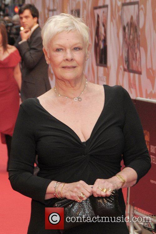 Judi Dench at British Academy Television Awards (BAFTA)...