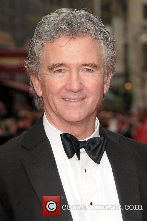 Patrick Duffy  at British Academy Television Awards...