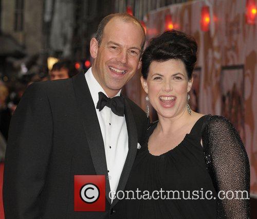 Phil Spencer and Kirstie Allsopp at British Academy...