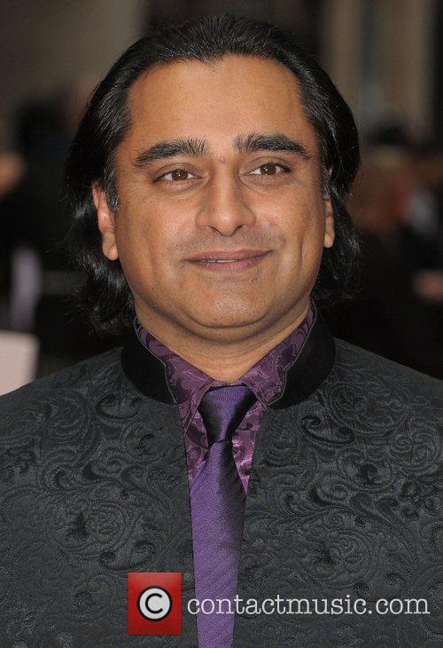 Sanjeev Bhaskar at British Academy Television Awards (BAFTA)...