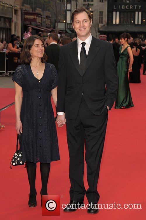 David Morrissey at British Academy Television Awards (BAFTA)...