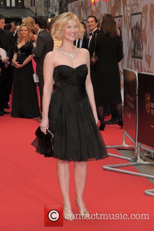 Joanna Page at British Academy Television Awards (BAFTA)...